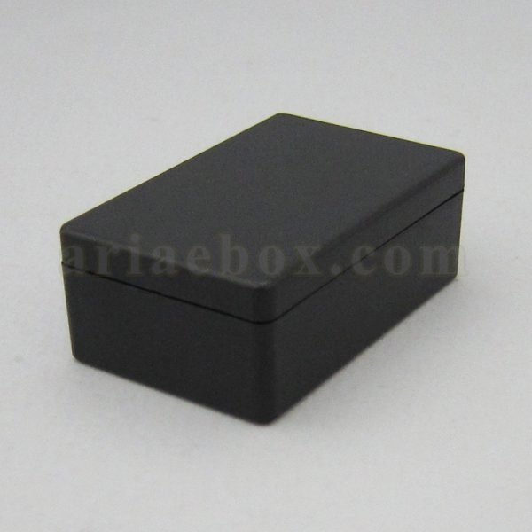 نمای سه بعدی باکس پلاستیکی تجهیزات الکترونیکی رومیزی abd141-a2