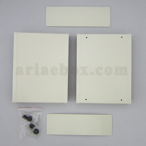 نمای بیرونی باکس ابزارآلات الکترونیکی رومیزی 15-4