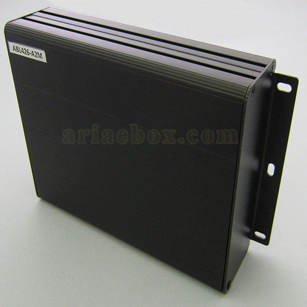 جعبه آلیاژ آلومینیومی الکترونیکی abl426-a2m