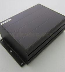 نمای سه بعدی جعبه آلیاژ آلومینیومی الکترونیکی abl426-a2m