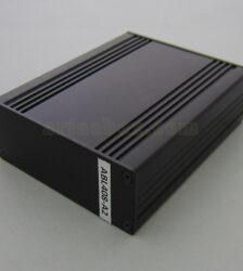 نمای سه بعدی جعبه الکترونیکی اکسترود آلومینیومی ABL408-A2