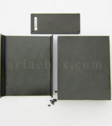 نمای باز جعبه اکسترود آلومینیومی الکترونیکی abl427-a2