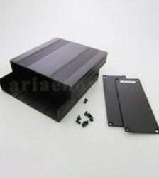 نمای داخلی جعبه اکسترود آلومینیومی کنترلر ABL429-A2