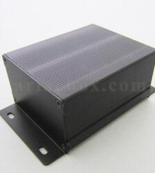 نمای سه بعدی جعبه دیواری اکسترود آلومینیومی الکترونیکی ABL406-A2M