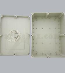 نمای داخلی جعبه ضدآب تجهیزات امنیتی الکترونیکی ABW218-A1