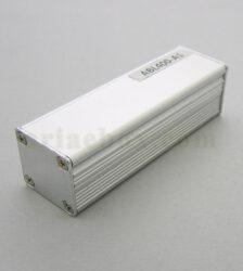 نمای سه بعدی باکس پروفیل آلومینیومی ABL400-A1
