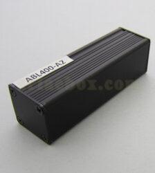 نمای سه بعدی جعبه پروفیل آلومینیومی کابل فلزی ABL400A2