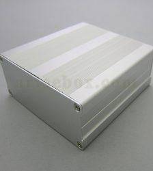 نمای سه بعدی جعبه آلومینیومی کنترلر اتصالات برق ABL415-A1