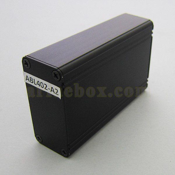 نمای جانبی جعبه آلومینیومی تجهیزات کنترلر برق ABL402-A2