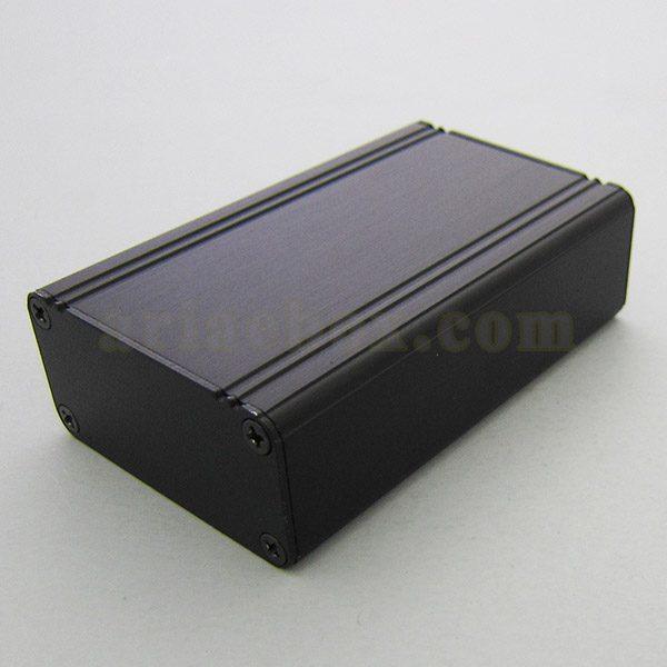 نمای سه بعدی جعبه آلومینیومی تجهیزات کنترلر برق ABL402-A2