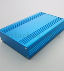 نمای سه بعدی جعبه آلومینیومی محافظ تجهیزات الکترونیکی ABL409-B