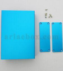 نمای رویه جعبه آلومینیومی محافظ تجهیزات الکترونیکی ABL409-B