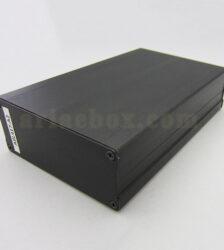 نمای سه بعدی جعبه آلومینیومی کابل شاسی الکترونیکی ABL417-A2