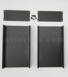 نمای باز جعبه آلومینیومی کابل شاسی الکترونیکی ABL417-A2