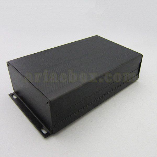 نمای سه بعدی جعبه دیواری آلومینیومی شاسی الکترونیکی ABL417-A2M