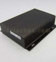نمای سه بعدی جعبه آلومینیومی تجهیزات الکترونیکی abl421-a2m