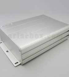 نمای سه بعدی جعبه تجهیزات الکترونیکی آلومینیومی ABL426-A1M