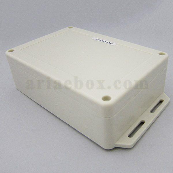 نمای سه بعدی جعبه دیواری ضدآب اتصالات الکترونیکی ABW232-A1M