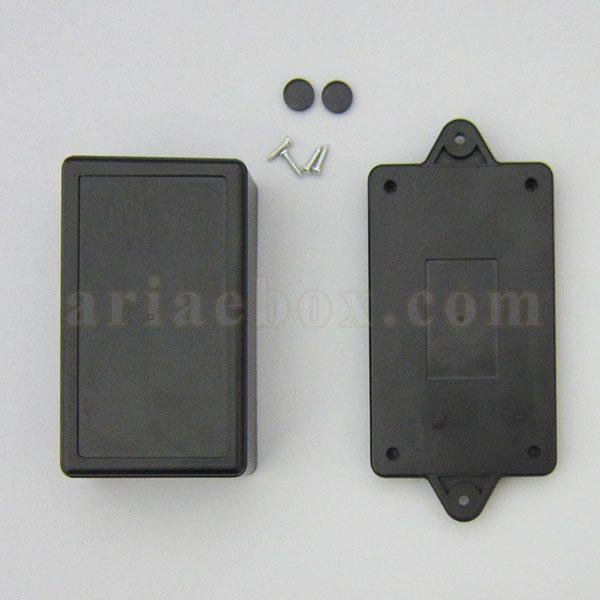 نمای بیرونی جعبه دیواری تقویت کننده الکترونیکی abm100-a2