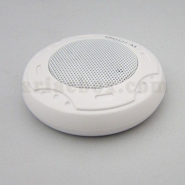 نمای سه بعدی جعبه دیواری اسپیکر، صدا و صوت ABM121-A1