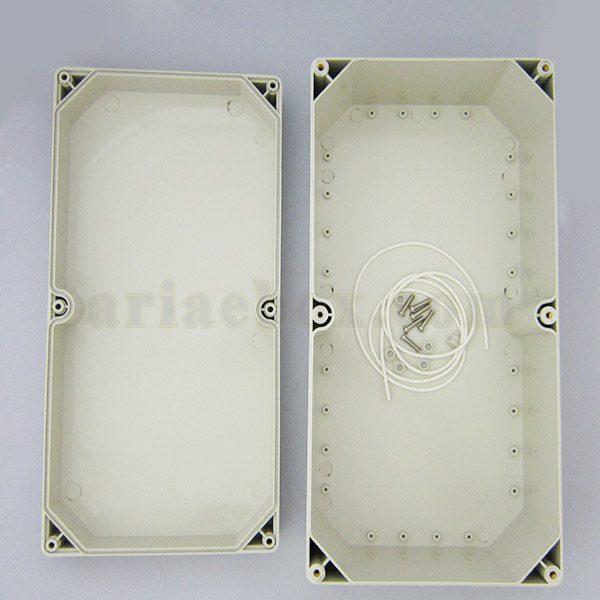 نمای داخلی جعبه ضدآب پلاستیکی منبع تغذیه ABW229-A1