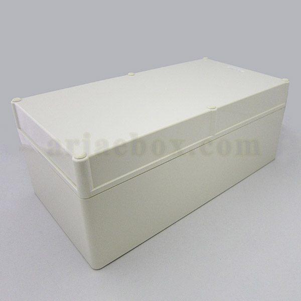 نمای سه بعدی جعبه ضدآب پلاستیکی منبع تغذیه ABW229-A1