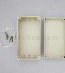 نمای داخلی جعبه ضدآب منبع تغذیه ضدفشار/ امنیتی ABW205-A1