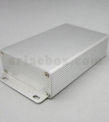 نمای سه بعدی جعبه پروفیل آلیاژ آلومینیومی الکترونیکی ABL404-A1M
