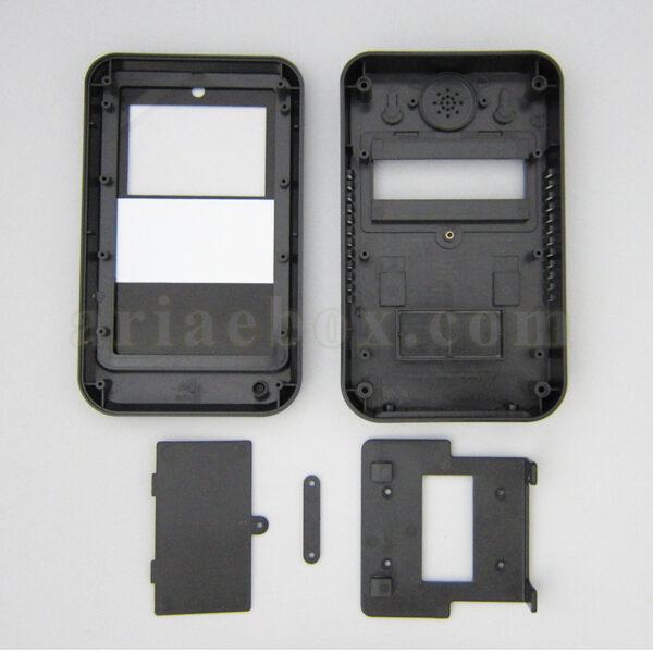 باکس کارتخوان دیجیتال کنترل دسترسی ABC914-WF