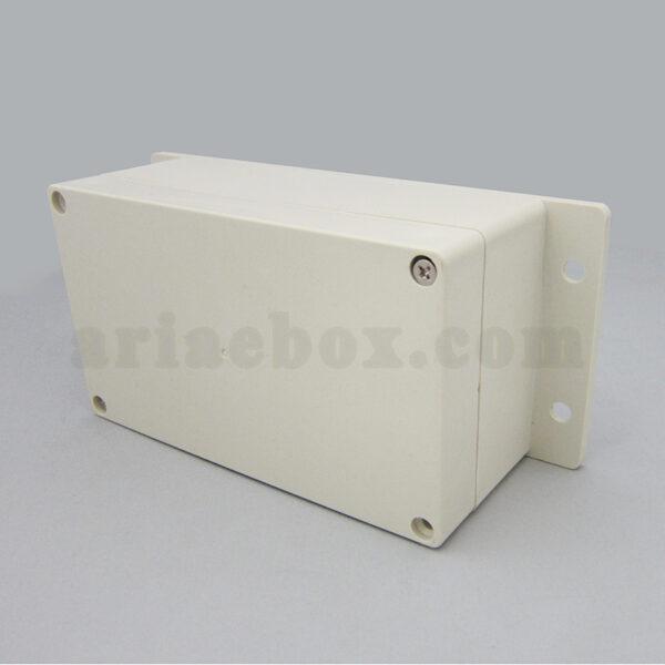نمای سه بعدی جعبه ضدآب تغذیه امنیتی کنترل صنعتی ABW205-A1M