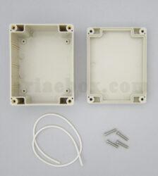 نمای داخلی باکس رومیزی ضد آب ABW203-A1