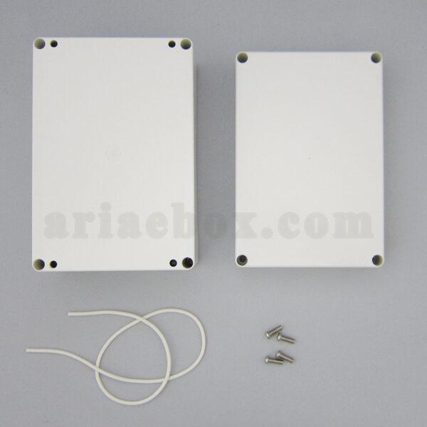 نمای بیرونی باکس رومیزی ضدآب تجهیزات الکترونیکی ABW206-A1