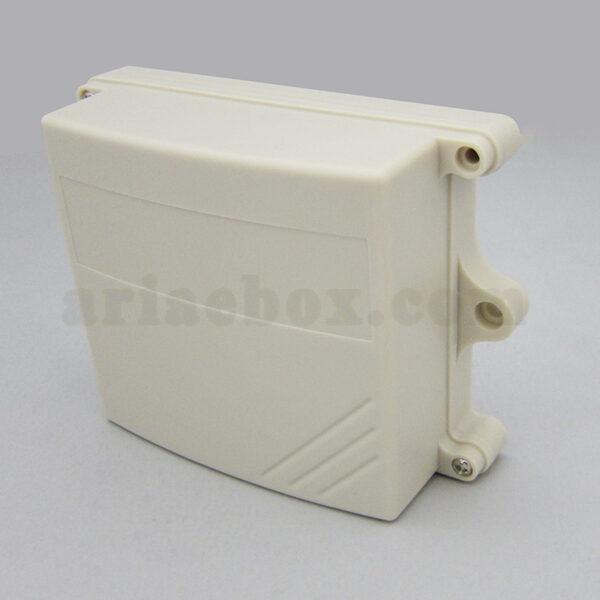 نمای سه بعدی جعبه ضدآب تجهیزات رله الکترونیکی ABW226-A1M