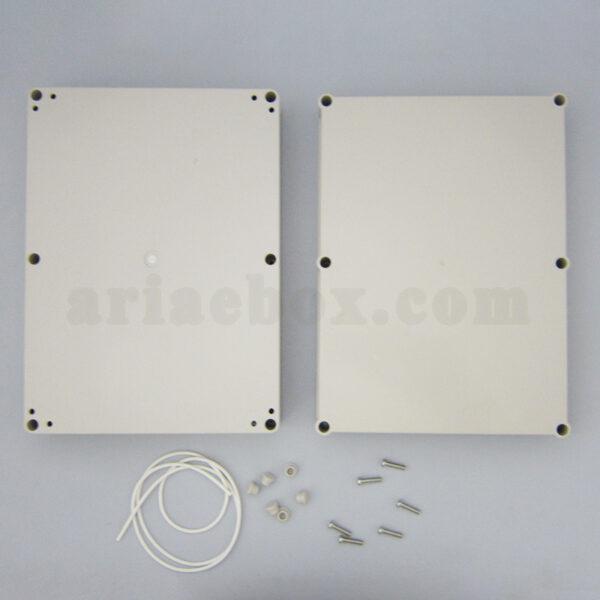 نمای بیرونی جعبه ضدآب تجهیزات الکترونیکی ABW215-A1