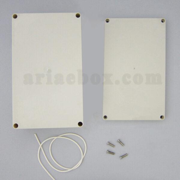 نمای بیرونی جعبه ضدآب تجهیزات اتصالات کنترل امنیت ABW211-A1
