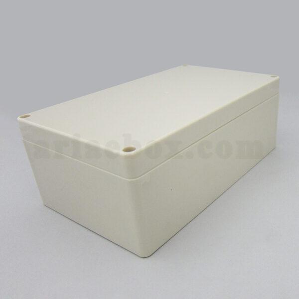 نمای سه بعدی جعبه ضدآب تجهیزات اتصالات کنترل امنیت ABW211-A1