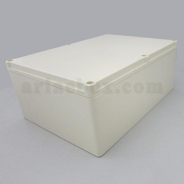 نمای سه بعدی جعبه رومیزی ضدآب کنترل نظارت ABW216-A1