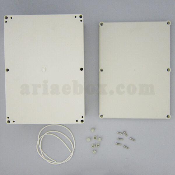 نمای بیرونی جعبه رومیزی ضدآب کنترل نظارت ABW216-A1