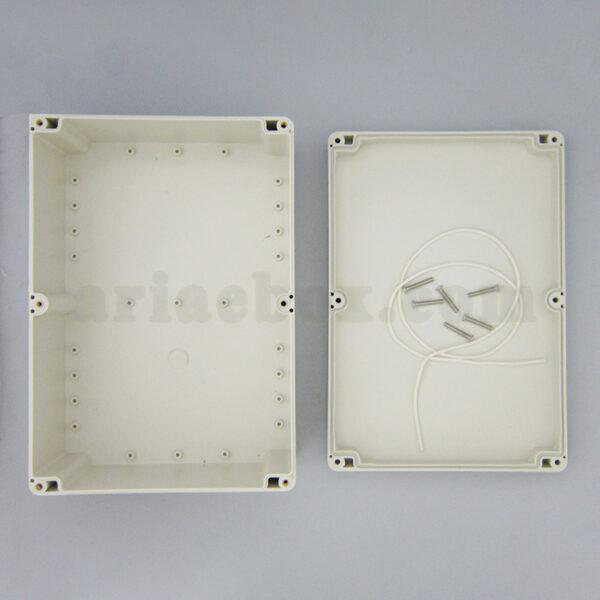 نمای داخلی جعبه رومیزی ضدآب تجهیزات قدرت ABW217-A1