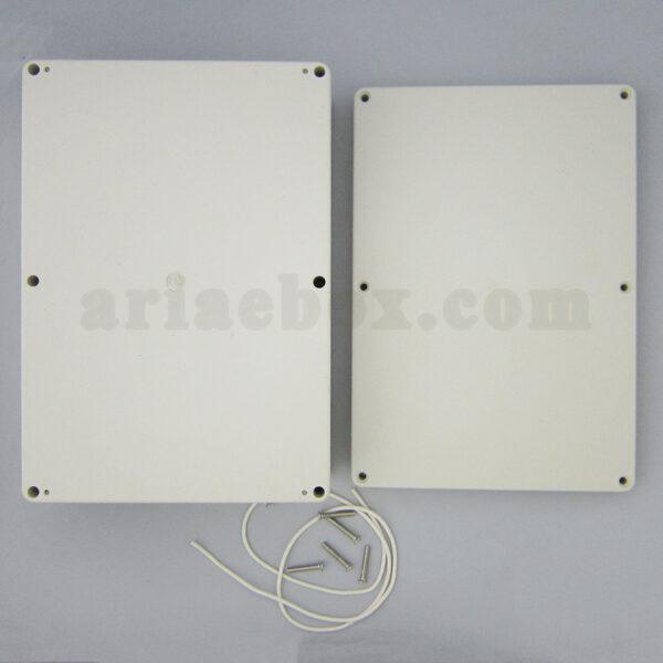 نمای بیرونی جعبه رومیزی ضدآب تجهیزات قدرت ABW217-A1