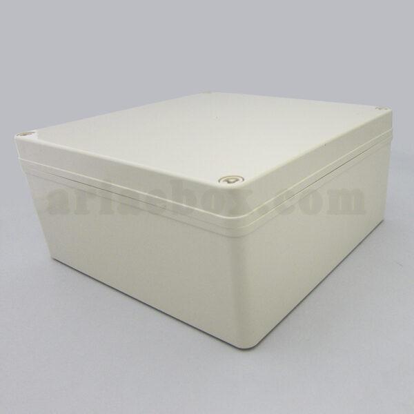 نمای سه بعدی جعبه رومیزی ضدآب تجهیزات الکترونیکی ABW223-A1