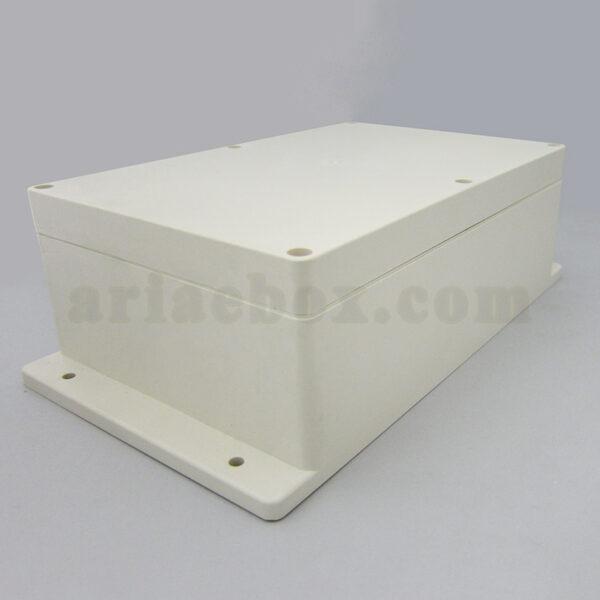 نمای سه بعدی جعبه ضدآب تغذیه تجهیزات الکترونیکی ABW213-A1M