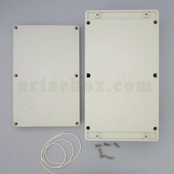 نمای بیرونی جعبه ضدآب تغذیه تجهیزات الکترونیکی ABW213-A1M