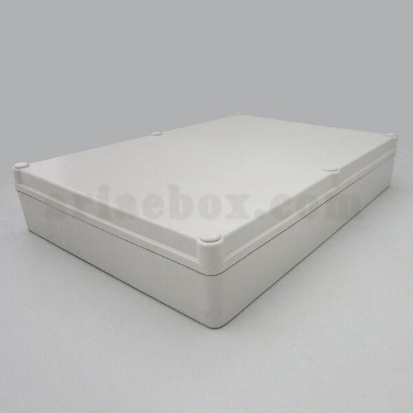 نمای سه بعدی جعبه ضدآب تغذیه مانیتور، سوئیچ، فرستنده ABW224-A1