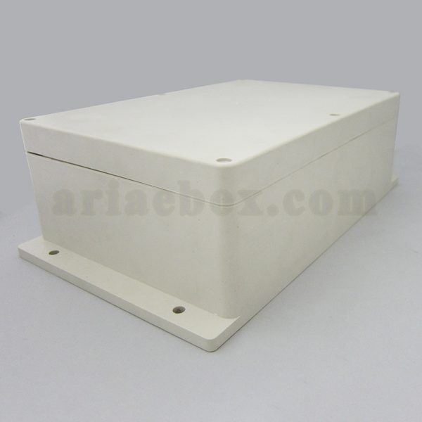 نمای سه بعدی جعبه ضدآب کنتور برق امنیت الکترونیک ABW217-A1M