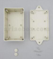 نمای داخلی جعبه دیواری تقویت کننده سیگنال الکترونیکی ABM100-A1