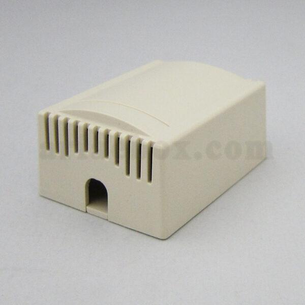 نمای سه بعدی جعبه دیواری شاسی شیاردار کوچک ABM105-A1