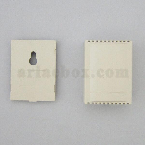 نمای بیرونی جعبه دیواری شاسی شیاردار کوچک ABM105-A1
