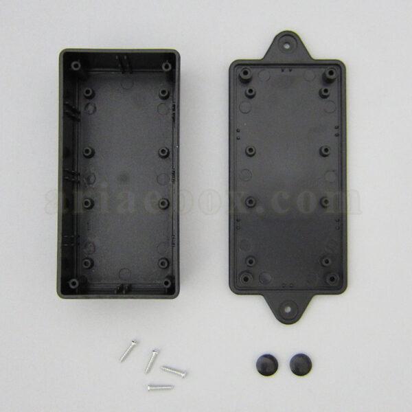 نمای باز جعبه دیواری الکترونیکی اسپیکر ABM103-A2