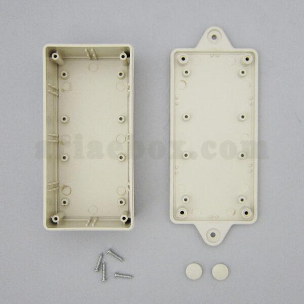 نمای داخلی جعبه دیواری تجهیزات الکترونیکی اسپیکر ABM103-A1